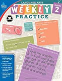 Language Arts, Grade 2 (Weekly Practice)
