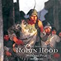 The Merry Adventures of Robin Hood Audiobook by Howard Pyle Narrated by Simon Vance