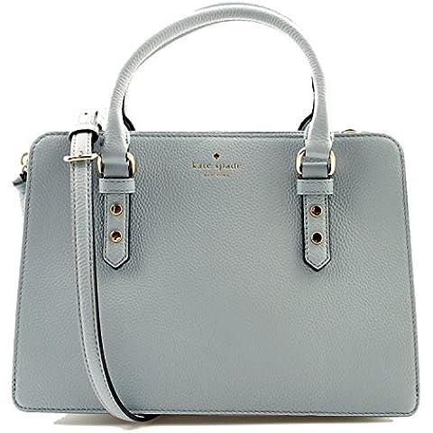 5a22ea9d6f Kate Spade New York Lise Mulberry Street Shoulderbag Handbag (Lakesedge)