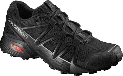 Schuhe 2 Trailrunning Salomon Silver Vario Metallic Herren Black x Black Speedcross wIaxxXtF