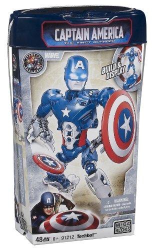 Megabloks Captain America Techbot