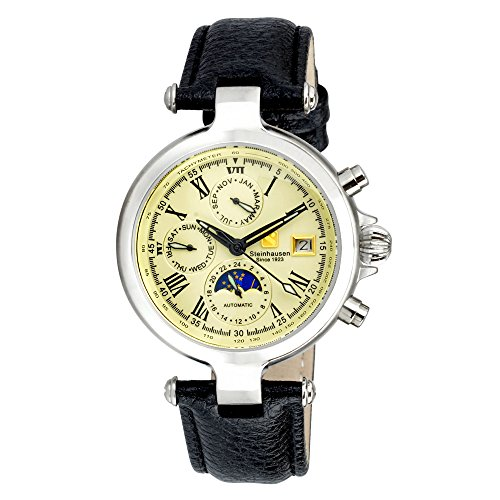 Ivory Dial Watch - 8