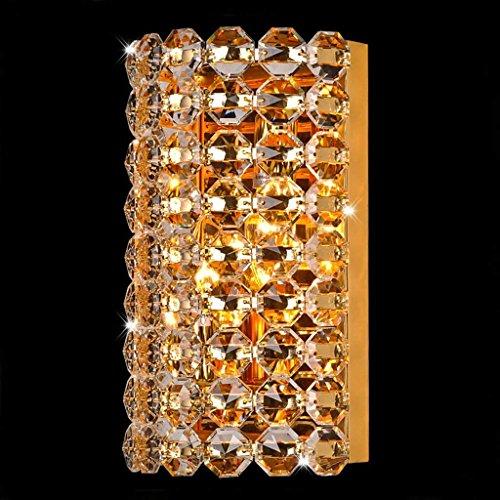 Luxe Wall Murale Lamp Shop Lampe De Crystal Meilleurs Haizhen Voeux qpSVUMGz