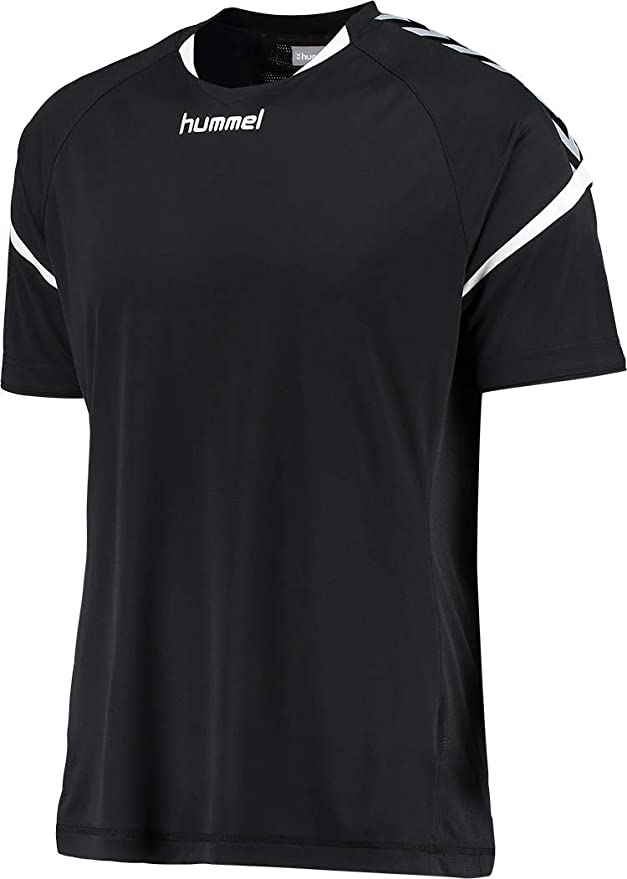 Hummel Auth. Charge Short Sleeve Poly Jersey - Camiseta Unisex niños