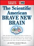 The Scientific American Brave New Brain, Scientific American Staff and Judith Horstman, 0470376244