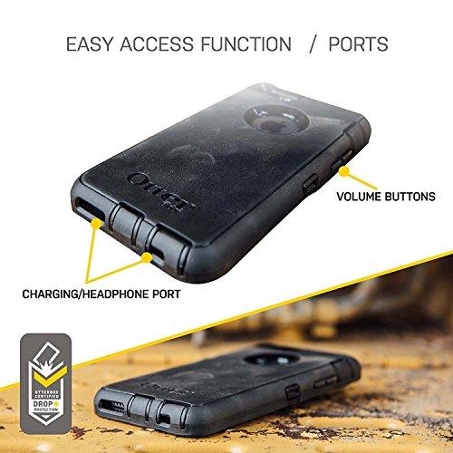 "Latest OtterBox DEFENDER Case for Apple iPhone 6s and iPhone 6 Case (4.7"") - Retail Packaging - BLAZE ORANGE/BLACK orange iphone case 5"