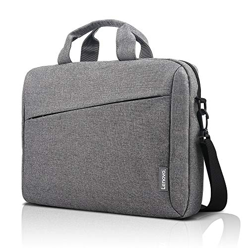 Lenovo Laptop Carrying Case T210, fits for 15.6-Inch Laptop and Tablet, Sleek Design, Durable and Water-Repellent Fabric, Business Casual or School, GX40Q17231