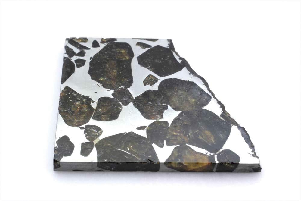 セイムチャン隕石 6.3g ロシア 原石 標本 石鉄隕石 パラサイト ロシア Seymchan パラサイト 石鉄隕石 26 B07NJ2L1RP, カンフリエ:18e8e403 --- 2017.goldenesbrett.net