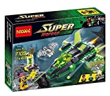 Decool Green Lantern Vs. Sinestro Building Blocks Super Heroes Avengers Compatible with Lego