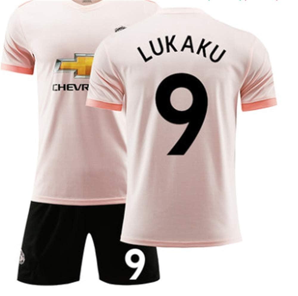 cheap for discount 100d3 2bcee LISIMKE Men's Manchester United Soccer Jerseys #9 LUKAKU ...