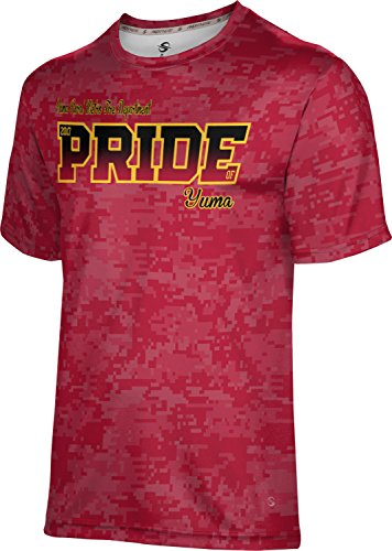 ProSphere Men's Yuma Rural Metro Fire Department Digital Shirt - Az Yuma In Shopping