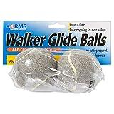 RMS Walker Glide Balls 6 Color Choices (Grey)