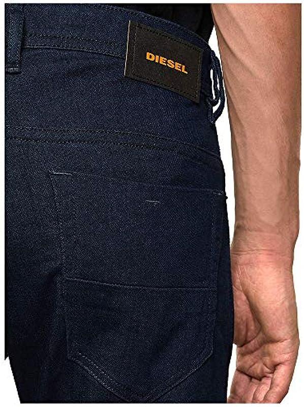 Diesel Męskie Thommer-X L.30 Pantaloni Jeans, 01 Blue Denim, 32: Odzież