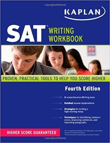 Kaplan SAT Writing Workbook 4th edition by Kaplan (2011)