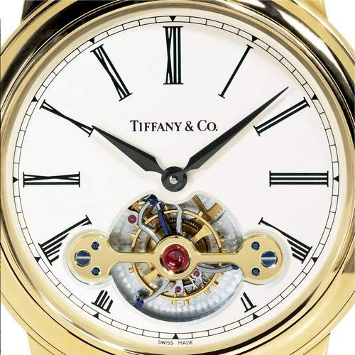 Tiffany Timepieces ()