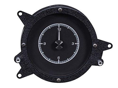 Dakota Digital 69 70 Ford Mustang Analog Clock Gauge for HDX Black HLC-69F-MUS-K