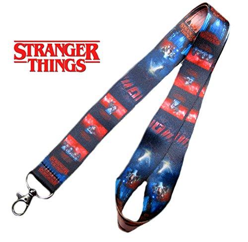 Stranger Things Lanyard 19
