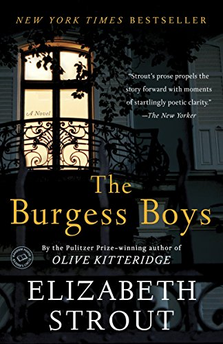 Book cover from The Burgess Boys: A Novel by Elizabeth Strout