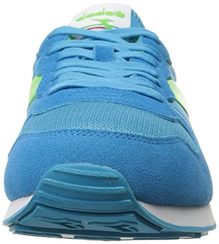 Pumps Unisex Flatform Adults' Fluorescent Diadora Camaro Green Cyan Blue zPqIPfH