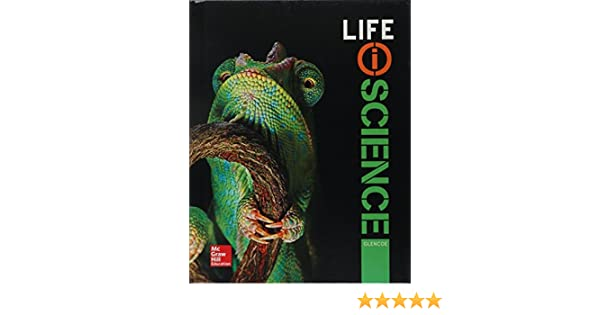 Amazoncom Life Iscience Student Edition Integrated Science