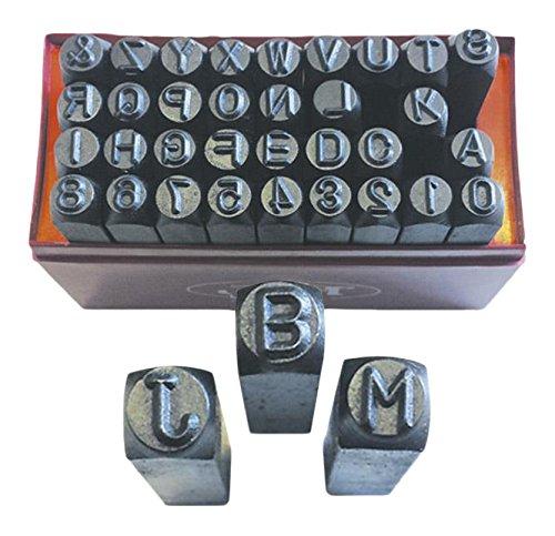 JBM 52422 Cl/é /à Choc pour Auto Coffret Lettre /à Frapper