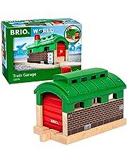 Brio 33574 Treingarage Met Roldeuren Brio Treinbaanonderdeel