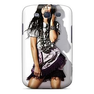 Hot Fashion ClG4932GAtX Design Case Cover For Galaxy S3 Protective Case (vanessa Anne Hudgens 2012)