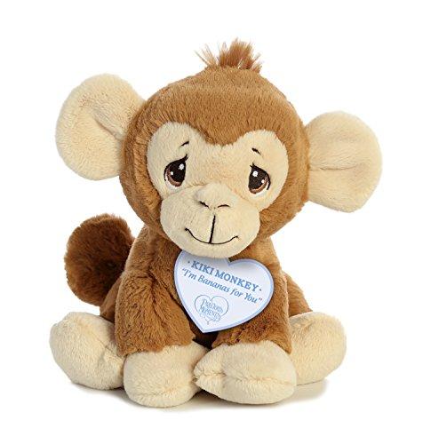 Aurora World Precious Moments Toy Kiki Monkey Plush from Aurora