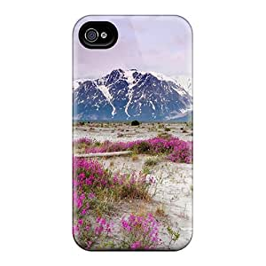 New Moonrise On St Elias Mountain Alaska Protective Iphone 4/4s Classic Hardshell Case