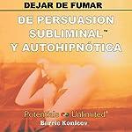 Dejar de Fumar [Stop Smoking] | Barrie Konicov