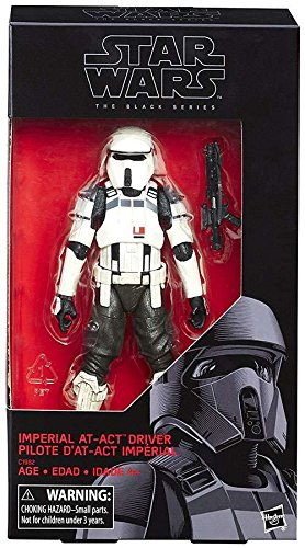 Star Wars  Rogue One The Black Series Target Exclusive Imperial At Act Driver