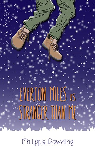 book cover of Everton Miles Is Stranger Than Me