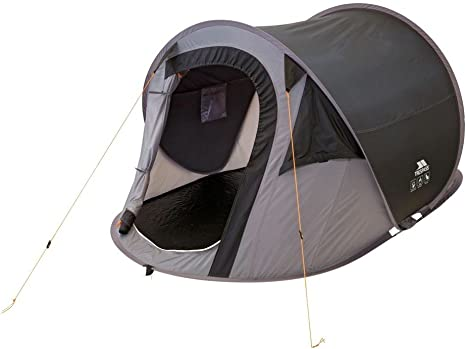 Trespass 2 Man Festival Pop Up Tent.