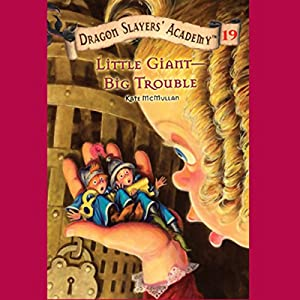 Little Giant - Big Trouble Audiobook