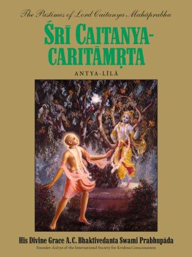 SRI CHAITANYA CARITAMRTA EBOOK