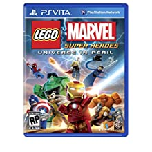 LEGO: Marvel - PlayStation Vita