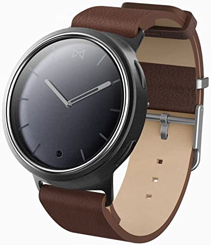 Misfit Phase Hybrid Wearables Smartwatch - Brown