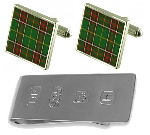 Clip Tartan and Canada Cufflinks James Money Labrador amp; Bond Newfoundland papxrqz