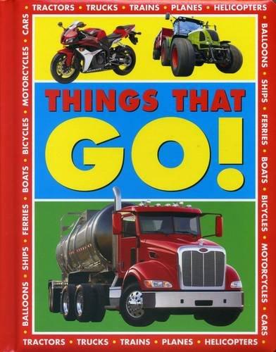 Things That Go! PDF