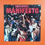 ROXY MUSIC Manifesto SD 38 114 LP Vinyl VG++ Cover VG+