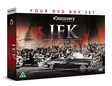 JFK Conspiracies Gift Pack [DVD] [Reino Unido]: Amazon.es: Jfk ...