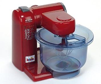 Theo Klein Bosch 9556 Kuchenmaschine Rot Grau Spielzeug