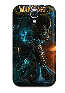 Josie Blaser's Shop 6162633K19039006 Excellent Design World Of Warcraft Phone Case For Galaxy S4 Premium Tpu Case