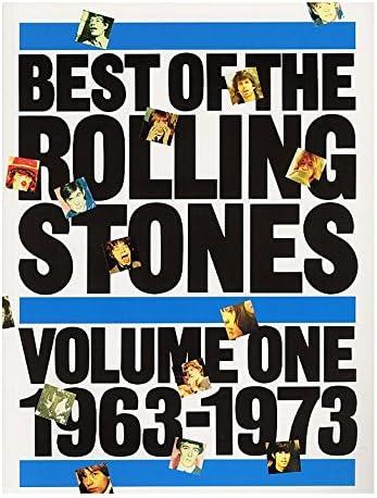 Best Of The Rolling Stones: Volume 1 1963-1973. Partituras para ...