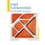 Legal Fundamentals for Canadian Business (4th Edition)