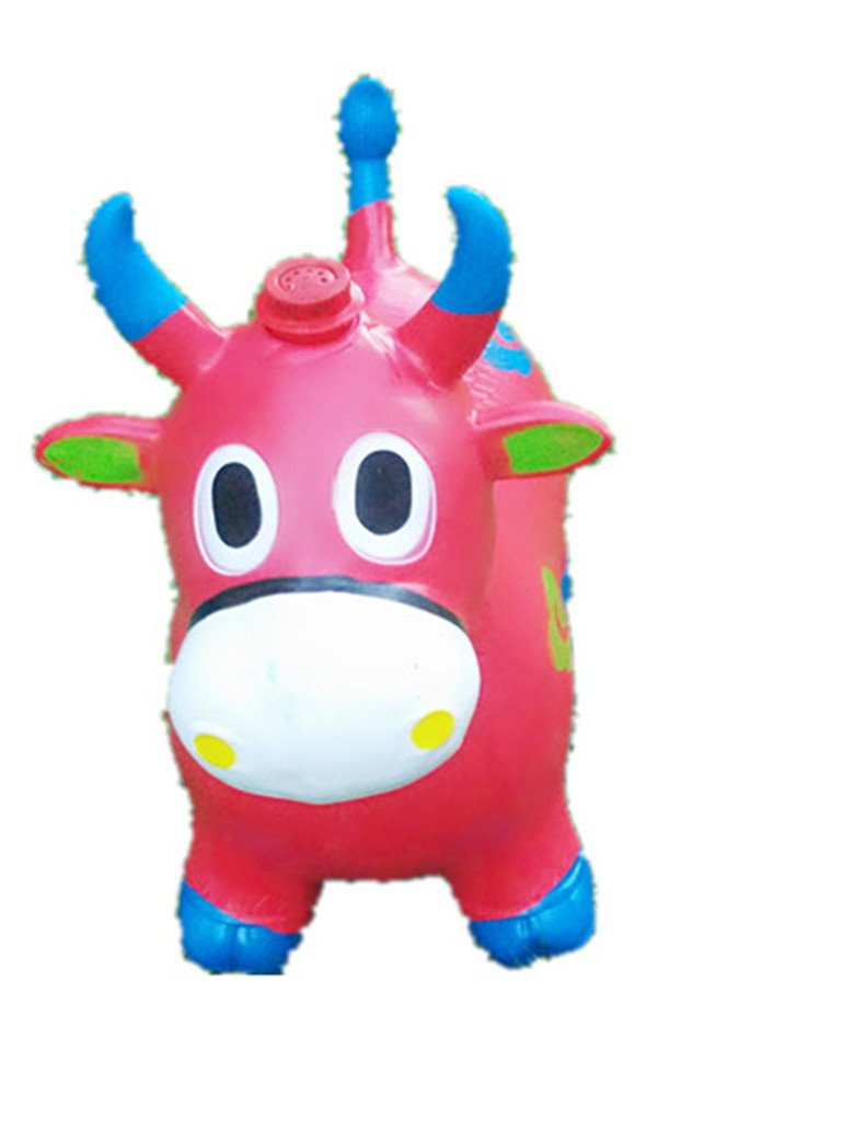 footwear classic styles outlet for sale Red Bouncy Horse for Kids, L&H Kid's Inflatable Horse Hopper ...