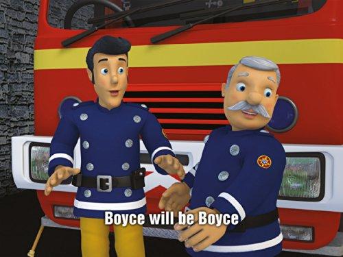 Boyce will be Boyce