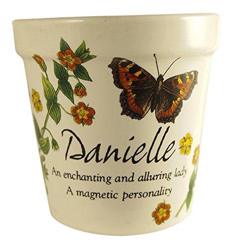 Personlaized Gifts - Personlaized Candle Pots 011260036 Danielle Candle Pots
