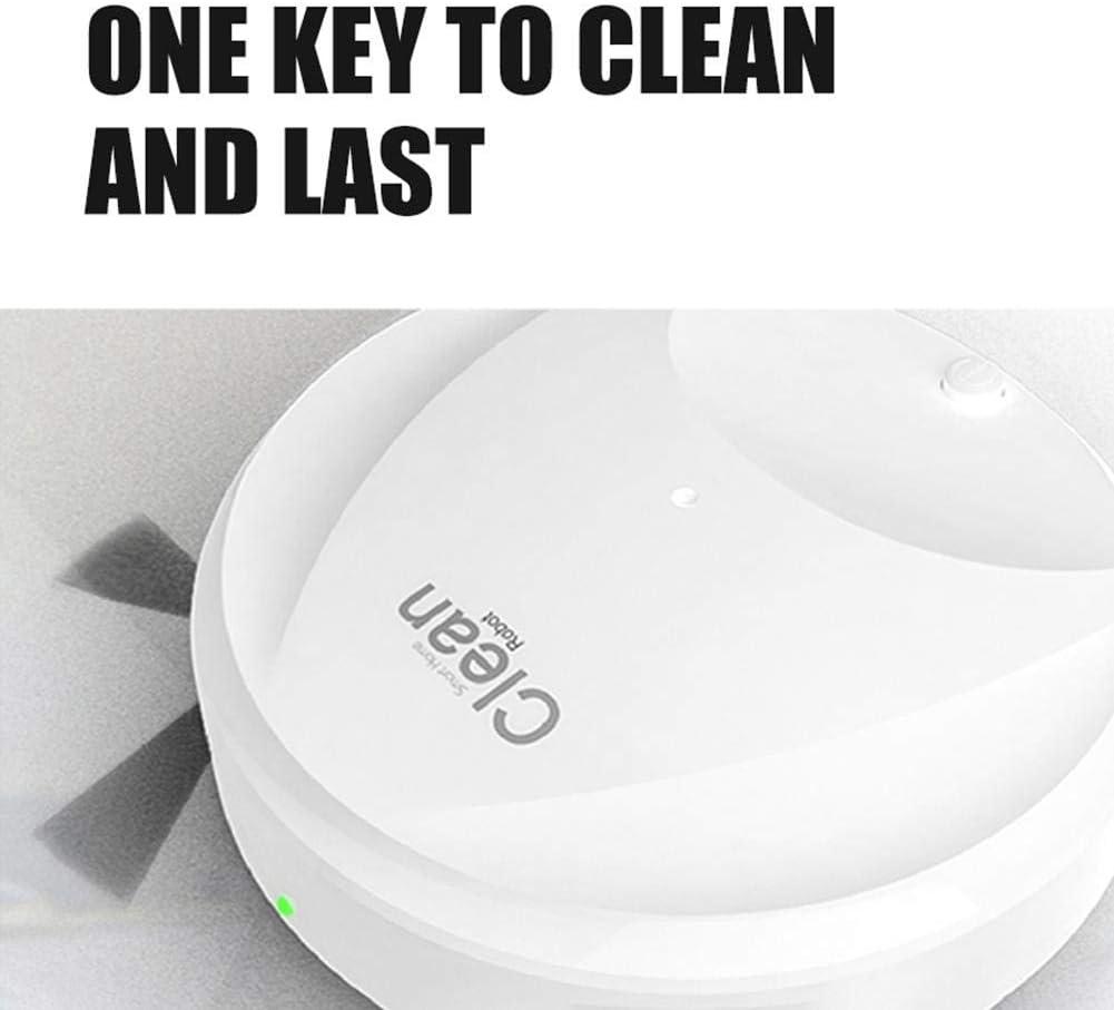 All Shop Detalles sobre robot aspirador inal/ámbrico para uso dom/éstico Limpieza Cleaning Home Bianco