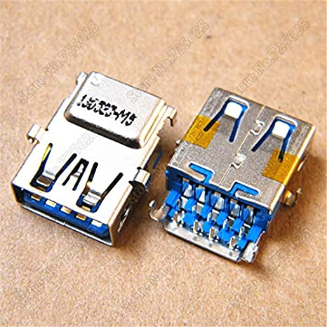 Computer Cables USB Jack 3.0 Female Port Socket for DELL VOSTRO 3460 V3460 Cable Length: 1PCS